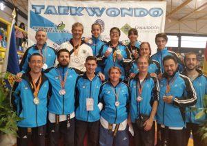 Club Azofra en el campeonato de Pontevedra