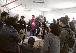 En total participaron en el acto 39 profesionales de recursos públicos y privados con incidencia en Cañada.