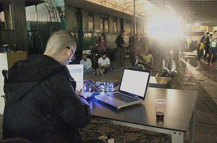 Festival de músca experimental de Vallecas