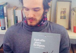 Escritor Martín Parra