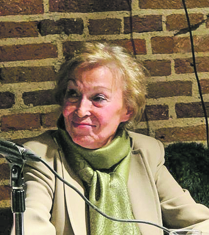 Elvira Dautet, poetisa que será homenajeada este año.