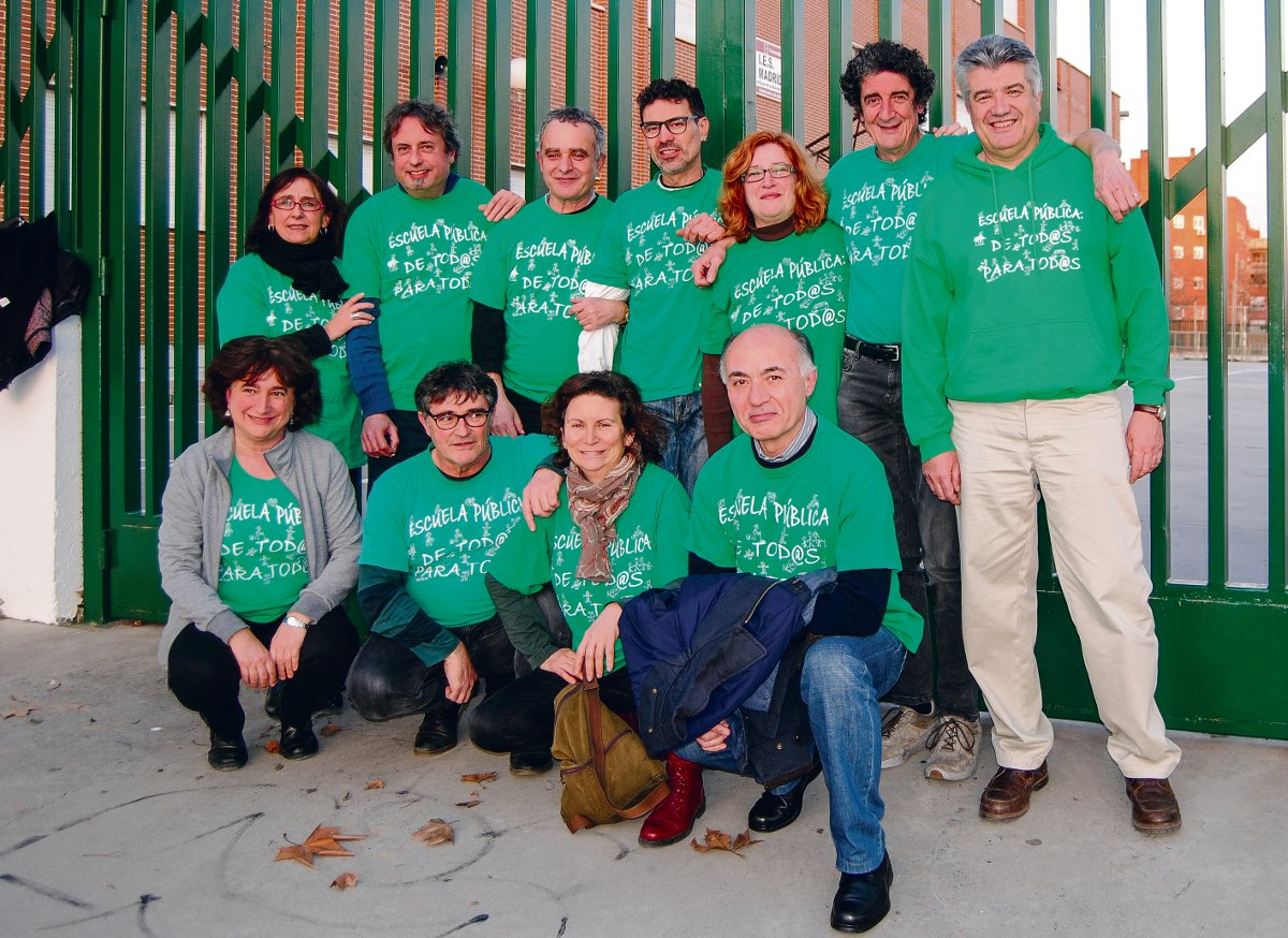 Marea Verde Vallecas