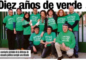 Portada de Vallecas Va, edición de marzo de 2017