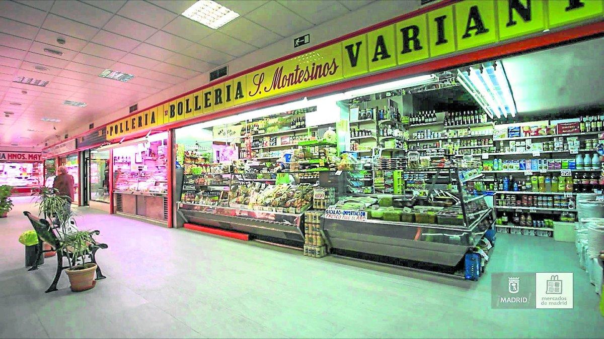 En la segunda planta del mercado de Santa Eugenia se pondrá en marcha la escuela de hostelería Santa Eugenia Fresh.