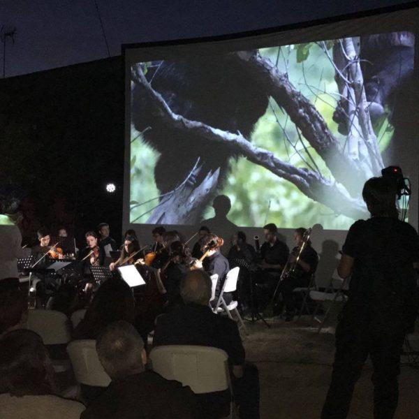 En un festival de cine no podían faltar los debates sobre el séptimo arte, en este caso en la Cineteca.