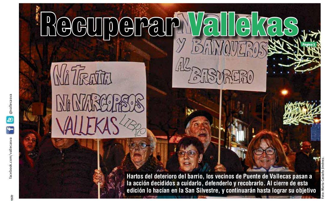 Edición enero 2018, Vallecas Va