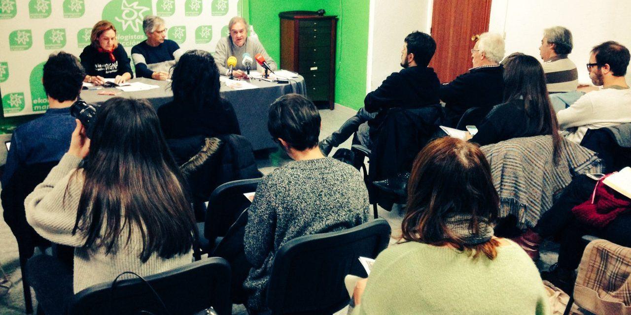 La presentación tuvo lugar en la mañana del 10de abril.