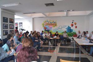 Las actividades cubrieron un abanico de áreas temáticas.