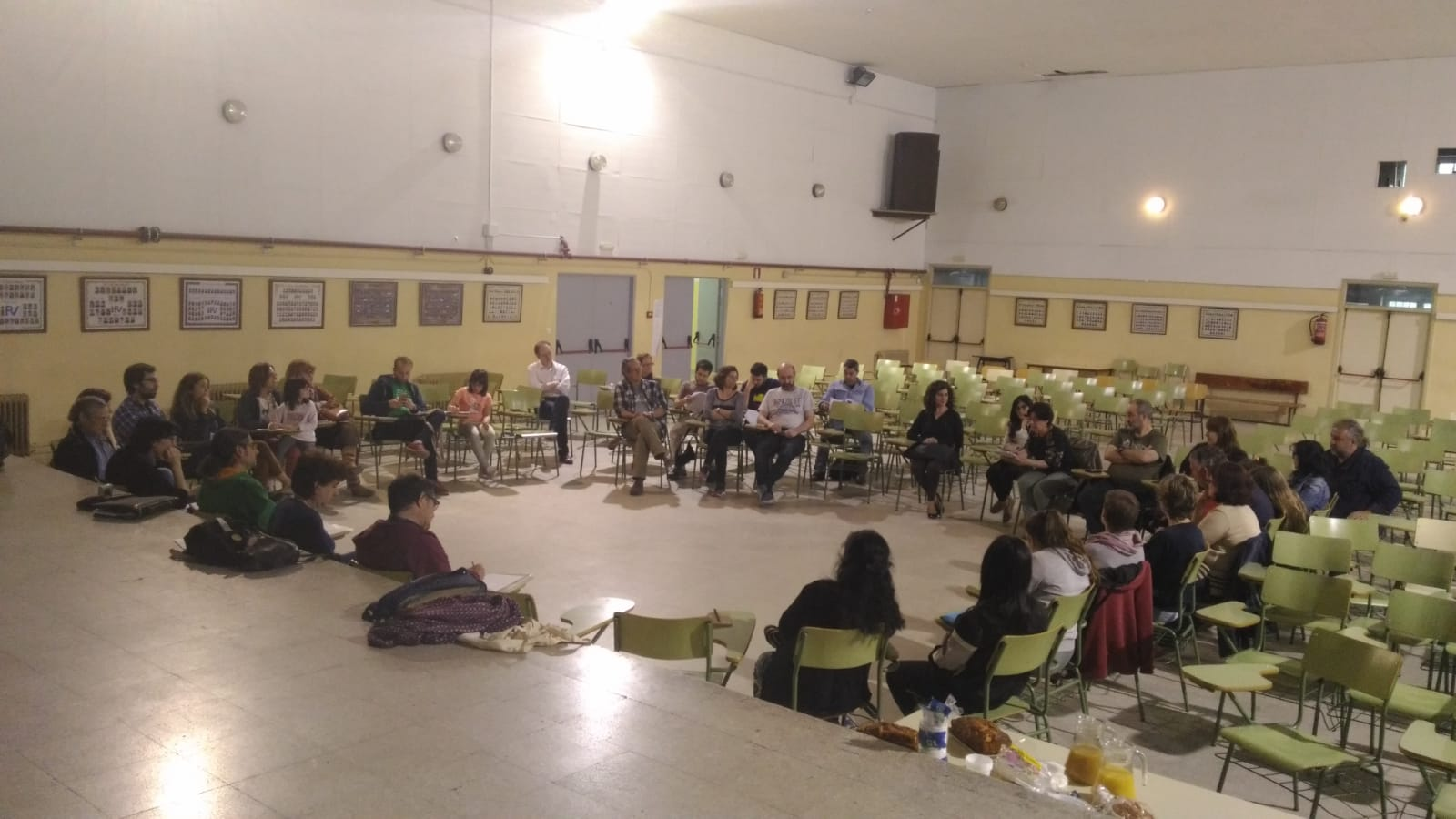 La presentación de los resultados tuvo lugar el pasado 11 de junio en el instituto.