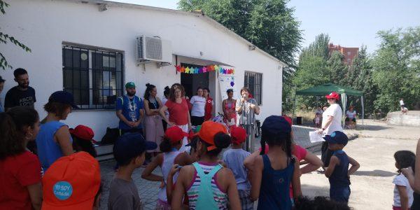 De la IV EAV al festival de cine: verano en Cañada Real