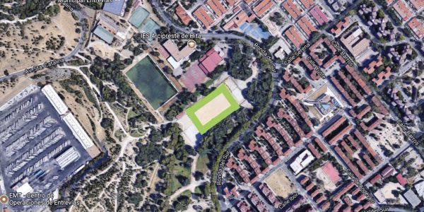 Réquiem por el 'campo de futbol de los arbolitos'