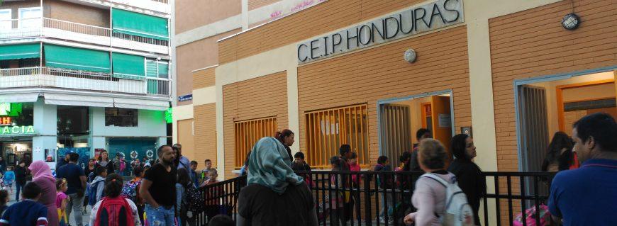 La Comunidad ordena aumentar los ratios en los colegios de Vallecas