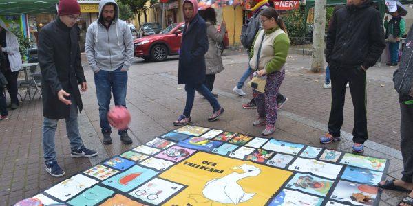 Vallecas se vive: Feria de las Asociaciones