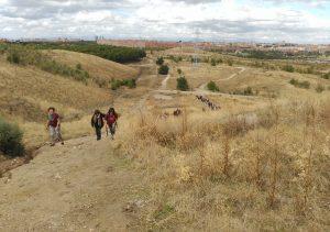 Subida al Cerro Almodóvar