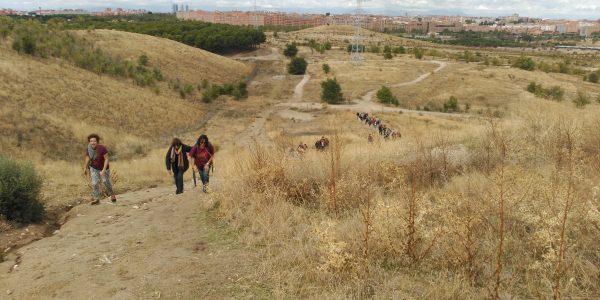 Un recorrido siguiendo los pasos de los artistas y poetas de la 'Escuela de Vallecas'