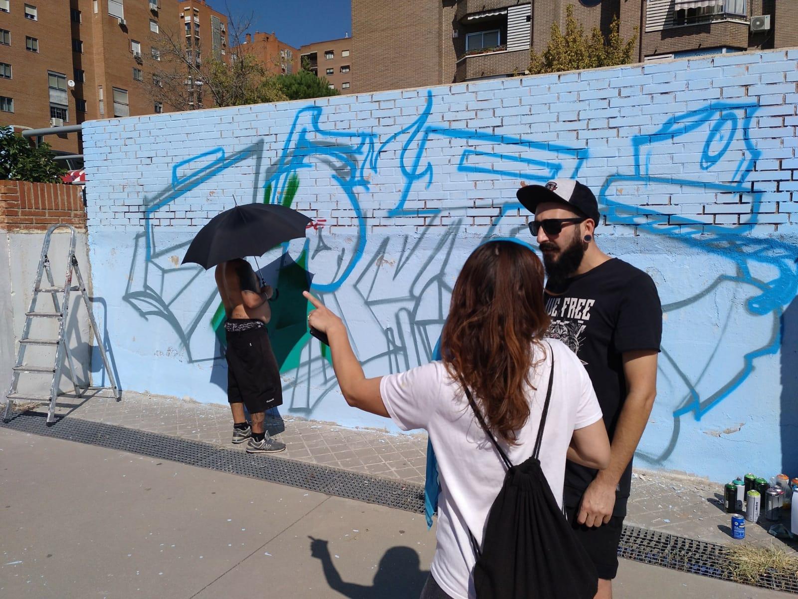 Trabajos realizados en VK Hip-Hop