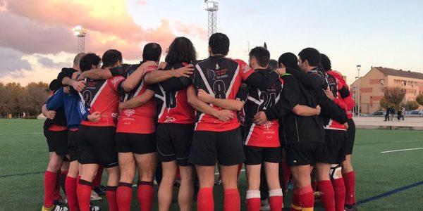 El Rugby vallecano se consolida en las ligas autonómicas