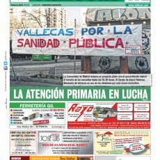 Editorial febrero 19 Vallecas VA