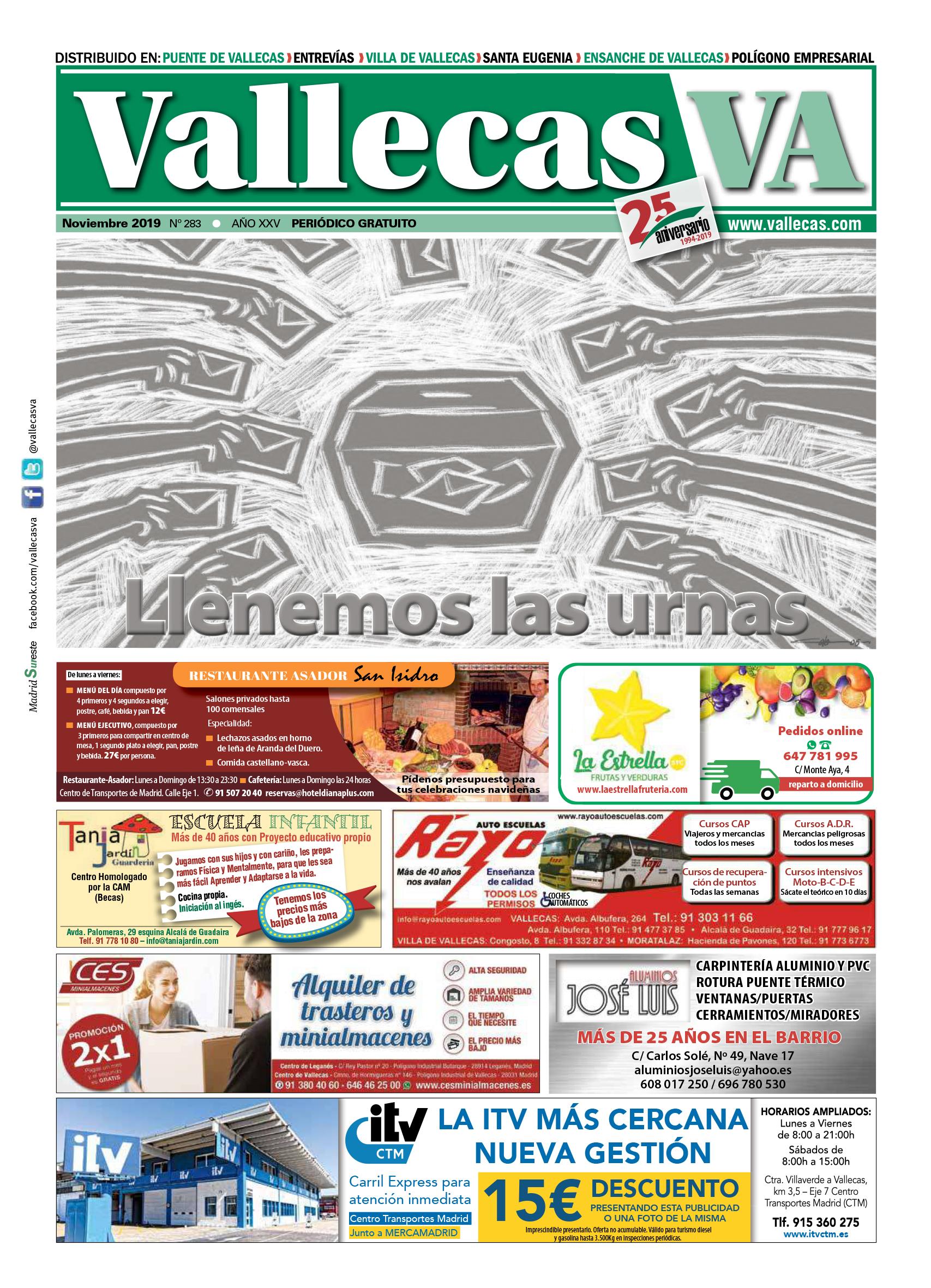 PDF Vallecas Noviembre 2019