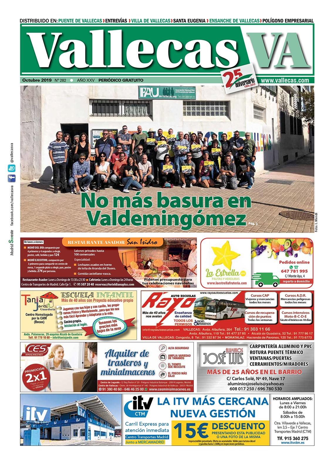 PDF Vallecas Octubre 2019