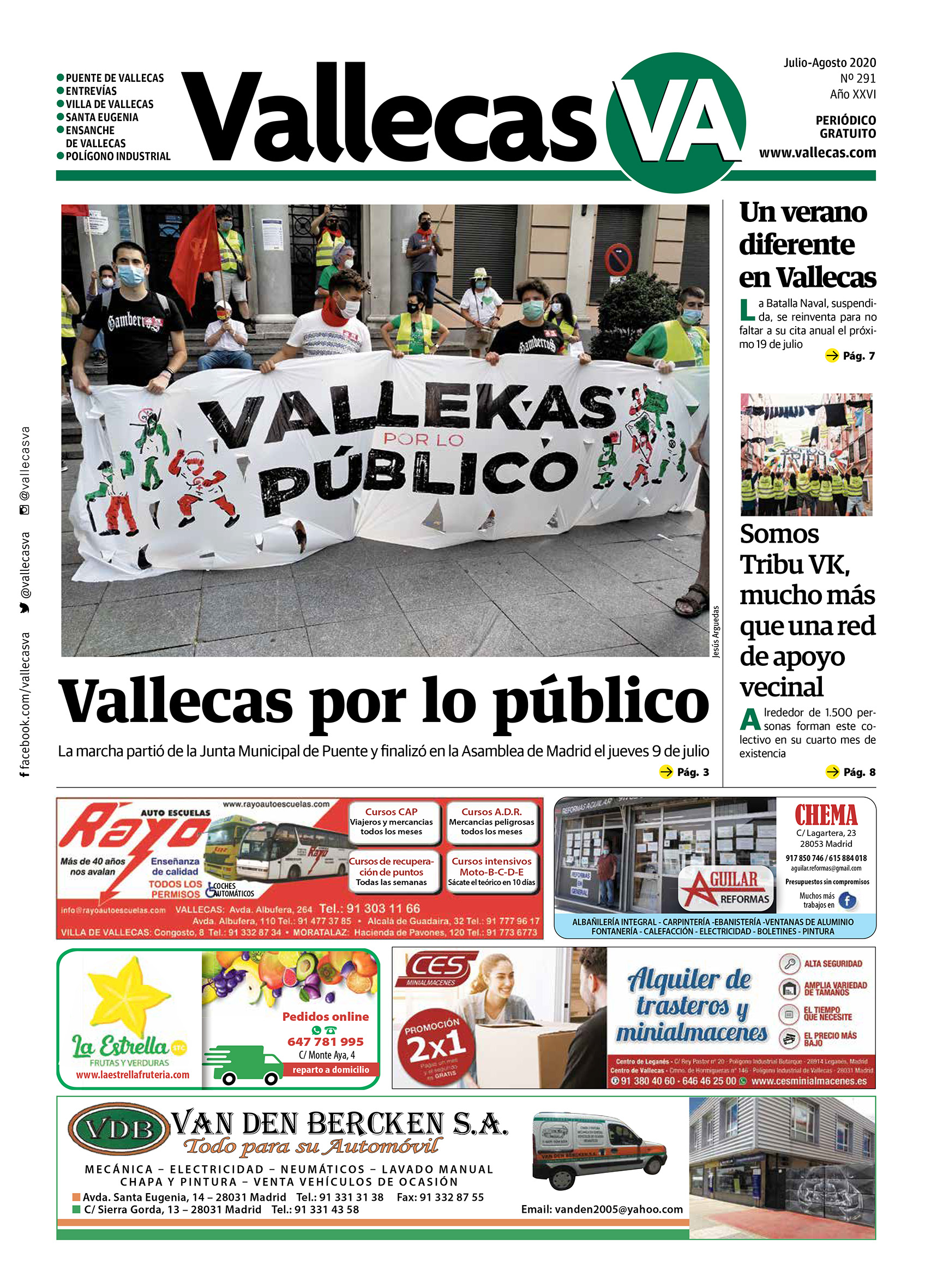 PDF Vallecas JULIO 2020